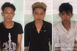Cảnh sát nổ 3 phát súng chỉ thiên để khống chế 2 tên trộm