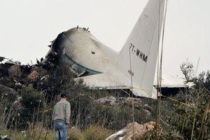 Máy bay quân sự Ilyushin Il-76 rơi ở Algeria, ít nhất 100 người thiệt mạng