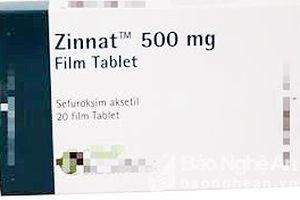 Sở Y tế Nghệ An cảnh báo mua bán, sử dụng thuốc kháng sinh giả