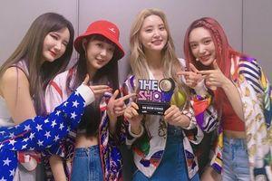 EXID giành chiến thắng đầu tiên với 'Lady', fan lập tức vừa mừng vừa tủi