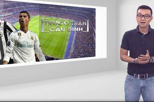 TRƯỚC TRẬN CẦU ĐINH: Juventus sẽ thắng Real Madrid?