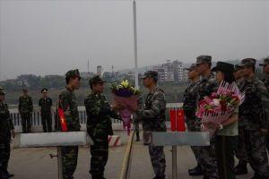 Lần đầu tiên tuần tra song phương cấp tỉnh trên biên giới Việt Trung