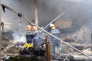 Hà Nội: Hơn 200 vụ cháy, thiệt hại hơn 31 tỷ đồng trong quý 1/2018