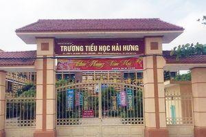 Nam Định: Hàng loạt học sinh bị cướp dây chuyền ngay trong trường học