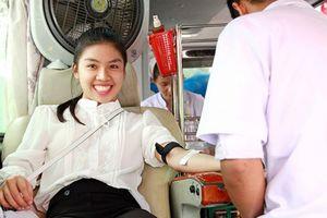 Hơn 200 đơn vị máu tiếp sự sống cho bệnh nhân tại TPHCM