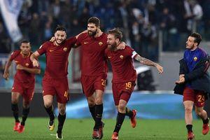 AS Roma 3-0 Barcelona: Kết quả chấn động