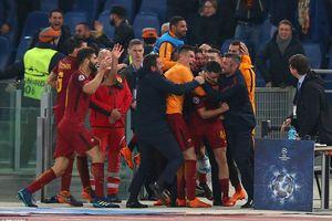 Roma thắng Barca 3-0: Cuộc lật đổ kỳ vĩ nhất lịch sử Champions League