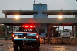 Vượt ngục ở Brazil, ít nhất 20 người thiệt mạng
