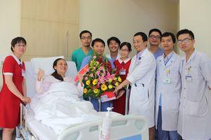 Cứu sống kịp thời nữ du khách Trung Quốc bị xuất huyết não
