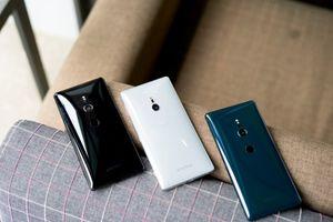Điện thoại cao cấp Sony Xperia XZ2 chuẩn bị bán tại Việt Nam