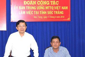 Phát huy vai trò người có uy tín trong cộng đồng người Hoa tại Sóc Trăng