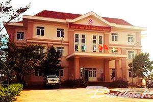 Đắk Nông: Bắt trưởng Công an xã nhận tiền chạy án