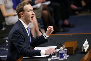 Zuckerberg: Facebook phải 'chạy đua vũ trang' với Nga