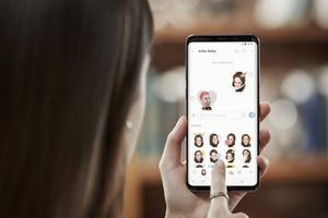 Camera Galaxy S9/S9+ đẩy mạnh kỷ nguyên giao tiếp qua hình ảnh ra sao?