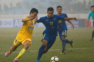 Thua 2 bàn trong 10 phút, CLB Thanh Hóa bị loại sớm ở AFC Cup 2018