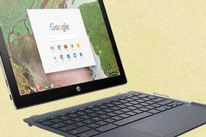 HP lần đầu tung ra máy tính Chromebook x2 có thể tháo rời