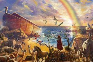 Tàu Noah huyền thoại được chôn ở đâu?