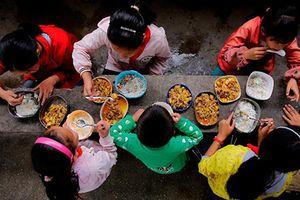 Tò mò bữa trưa của học sinh trên khắp thế giới