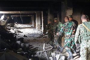 Binh lính Anh bị quân đội Syria bắt giữ ở Đông Ghouta