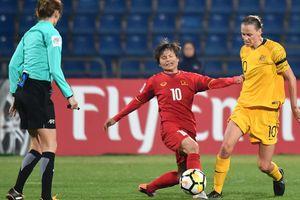 Thua đậm Australia, tuyển nữ Việt Nam cạn cơ hội tìm vé World Cup