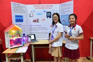 Dự án 'Công tắc WIFI - Bộ điều khiển hỗ trợ người khuyết tật': Từ khao khát sẻ chia