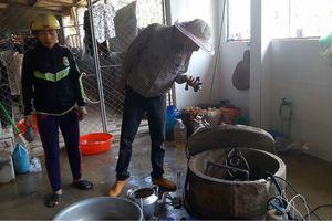 Thành lập tổ công tác điều tra nguyên nhân giếng nhiễm dầu ở Hà Tĩnh