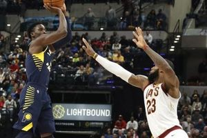 Playoffs miền Đông NBA 2018: Oladipo đe dọa King James