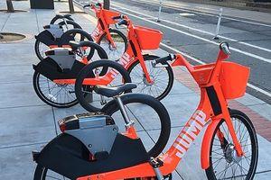 Uber triển khai xe đạp điện vào hệ thống để phục vụ khách hàng