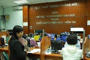 Hà Nội công khai danh sách 143 đơn vị nợ thuế, phí, tiền thuê đất