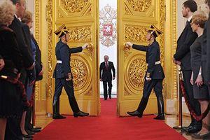 Tổng thống Nga Putin sẽ tuyên thệ nhậm chức vào ngày nào?