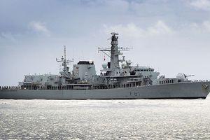 Anh triển khai tàu chiến ngăn chặn buôn lậu hàng hóa vào Triều Tiên