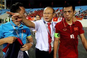 Bốc thăm chia bảng Asian Cup 2019, thầy trò Park Hang-seo lọt vào nhóm 3