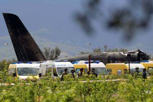 Algeria: Máy bay quân sự rơi, 257 người thiệt mạng