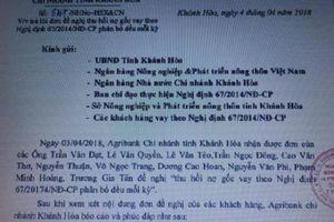 Agribank Khánh Hòa phản hồi kiến nghị của ngư dân liên quan đến vốn đóng tàu