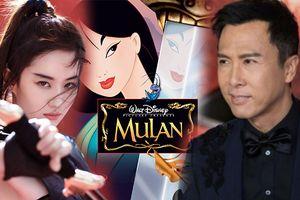 Sau Lưu Diệc Phi, Chân Tử Đan là diễn viên Hoa Ngữ tiếp theo tham gia 'Hoa Mộc Lan' của Disney