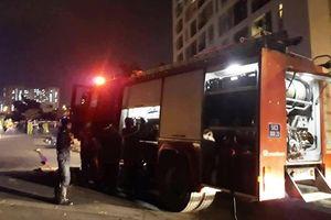 TPHCM: Người dân chung cư bị cháy gửi thư cảm ơn cảnh sát PCCC