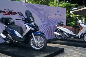 Piaggio Việt Nam ra mắt Medley ABS 2018, 'quyết đấu' Honda SH