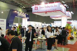 Hơn 900 doanh nghiệp tham gia Triển lãm quốc tế ngành công nghiệp dệt và may