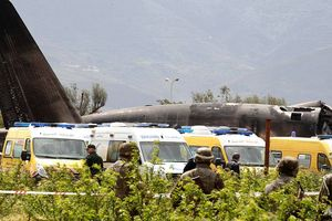 257 người thiệt mạng trong thảm họa hàng không ở Algeria