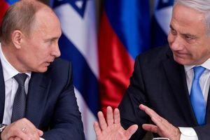 Putin cảnh báo Israel ngưng không kích Syria