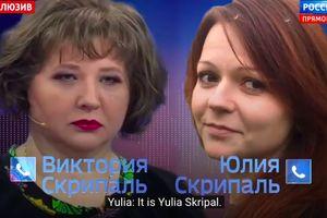 Yulia Skripal ra thông cáo mới nói cha cô vẫn ốm nặng
