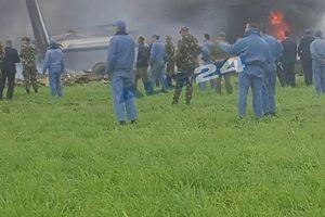 Algeria tuyên bố quốc tang vụ tai nạn máy bay quân sự thảm khốc