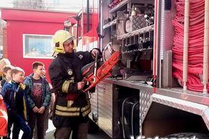 Bài học phòng cháy tại Nga: Muốn cứu mình thì phải bảo vệ mình