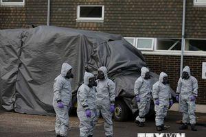 'Báo cáo OPCW không khẳng định nguồn gốc chất độc tấn công Skripal'