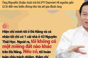 Ông Xuân Anh nghỉ sinh hoạt Đảng để đi đặt stent động mạch não