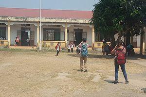 'Sốc' với thông tin về thầy giáo bị 'tố' đấm học sinh nhập viện