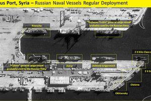 Nga-Mỹ trên 'bàn cờ' Syria