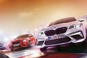 BMW M2 Competition rò rỉ hình ảnh trước thềm triển lãm Ôtô Bắc Kinh 2018
