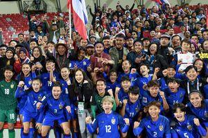 Thắng dễ Philippines, Thái Lan lần thứ 2 liên tiếp giành vé dự World Cup