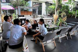 Kỳ lạ quán cafe Thái Lan cho khách hàng thử 'cảm giác của cái chết'